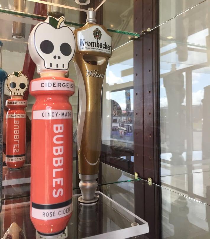 custom Chrislan tap handles